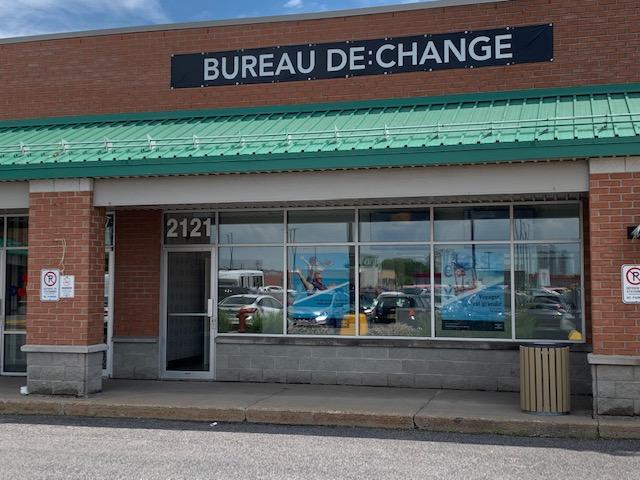 Laval ice canada - Bureau de change sans frais ...